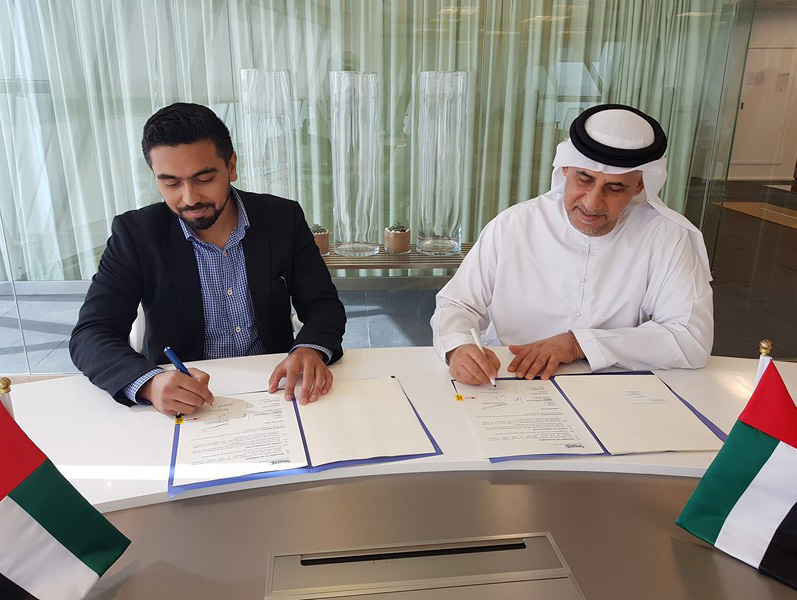 Tasneef signs underwater technology inspection deal