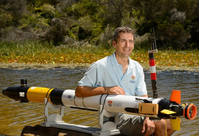 Autonomous underwater robots are taking a deep dive into the world's marine ecosystems
